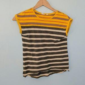 Gap kids striped t shirt